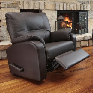 Beatrice Leather Power Rocker Recliner