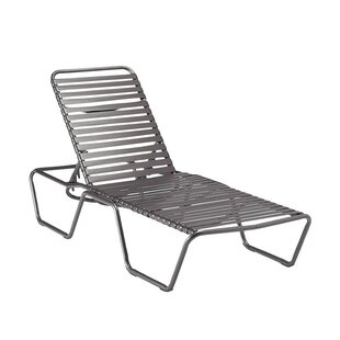 Baja Adjustable Armless Chaise Lounge