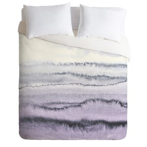 Within the Tides Lilac Gray Duvet Cover Set