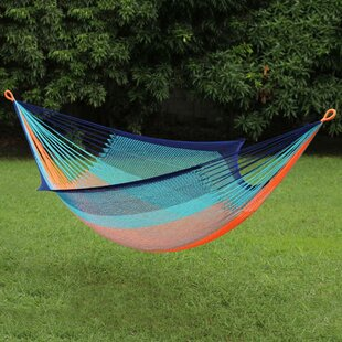 Irondale Sweet Relaxation Rope Double Tree Hammock by World Menagerie