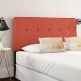 Cambra Tufted Upholstered Panel Headboard by Brayden Studio®
