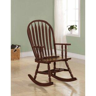 Winston Porter Keeler Rocking Chair