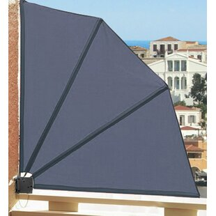 W 1.1 X D 2m Retractable Side Awning By Quick-Star