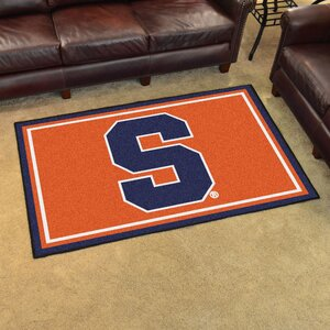 NCAA Syracuse University 4x6 Mat