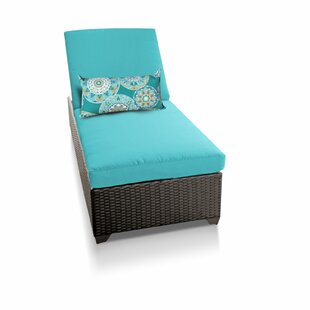 Medley Reclining Chaise Lounge with Cushions