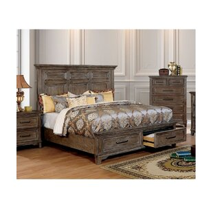 Cora Storage Platform Bed by Loon Peak Best Choices