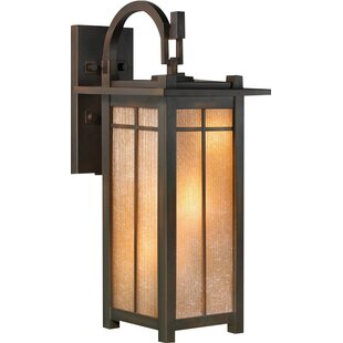 Capistrano 4-Light Outdoor Wall Lantern