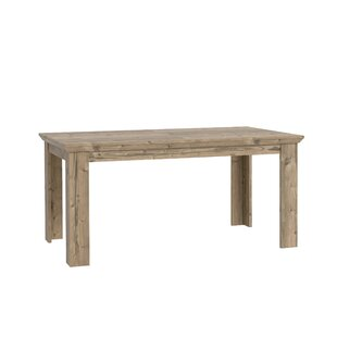 Taumsauk Extendable Dining Table By Union Rustic