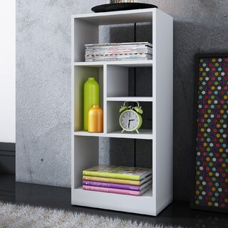 Althea Standard Bookcase by Ebern Designs SKU:AB981397 Reviews