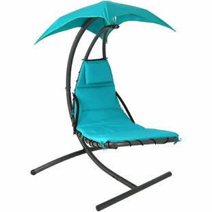 Freeport Park Shania Floating Chaise Lounge Swing Chair