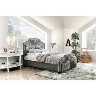 Savings Ericka Upholstered Panel Bed by Rosdorf Park Reviews (2019) & Buyer's Guide