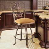 Denys Bar & Counter Swivel Stool by Astoria Grand