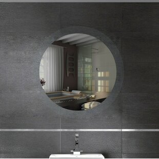 Orren Ellis Havens LED Bathroom/Vanity Mirror