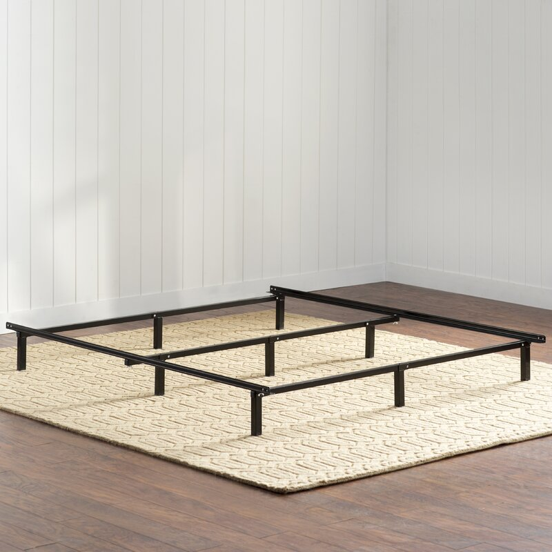 Metal Bed Frames wayfair basics™ wayfair basics metal bed frame & reviews | wayfair