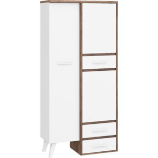 Prine 2 Door Wardrobe By 17 Stories