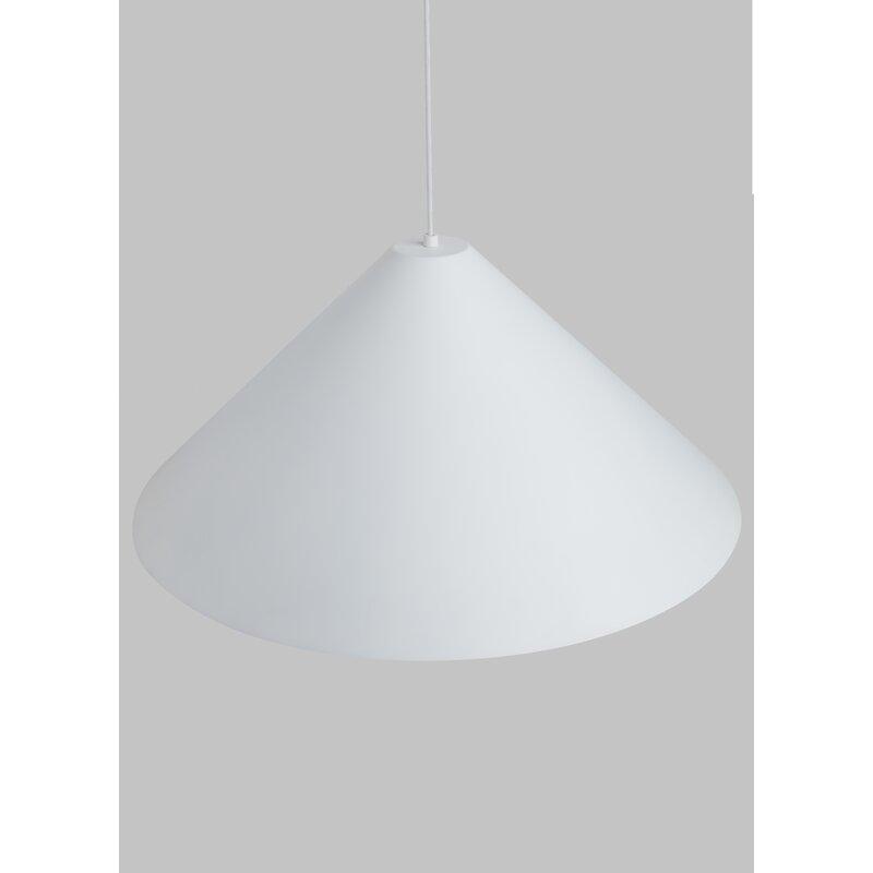 Tech Lighting Konos 1 Light Single Cone Pendant Perigold