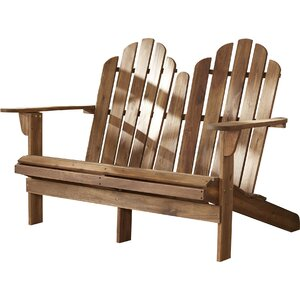Emmalynn Wood Garden Bench