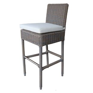 Boca Patio Bar Stool with Cush..