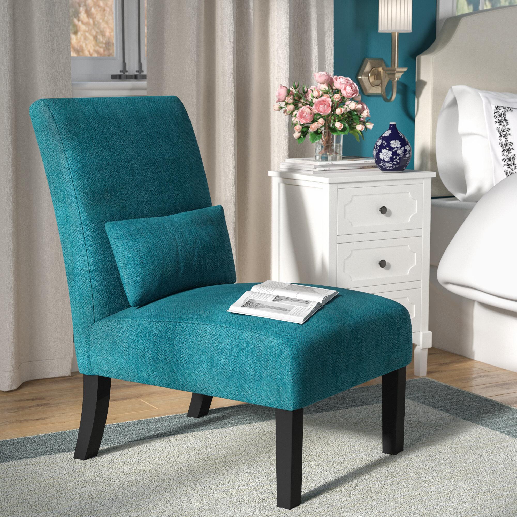 Zipcode Design Randi Slipper Chair & Reviews | Wayfair