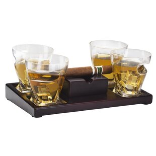 Seeger 6 Piece 12 oz. Cocktail Glass Set