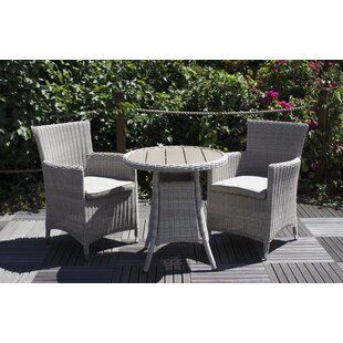 Swindon 2 Seater Bistro Set With Cushions By Sol 72 Outdoor