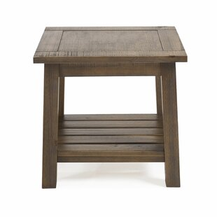 Deals Kingsbury End Table By Gracie Oaks