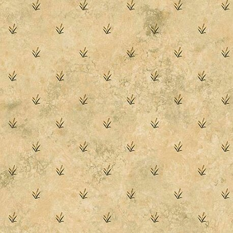 4 Walls Lodge Decor Cattail 33 X 20 5 Botanical Wallpaper Wayfair