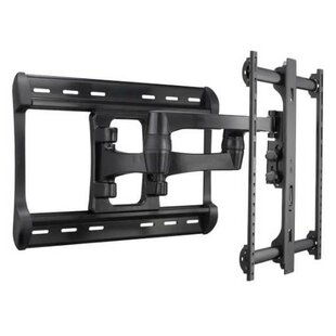 Full-Motion Swivel/Extending Arm Universal Wall Mount for 42