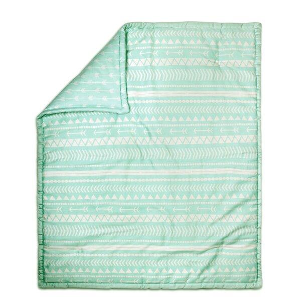 The Peanut Shell Tribal Print Cotton Quilt & Reviews   Wayfair : tribal print quilt - Adamdwight.com