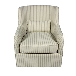 Stow Swivel Armchair