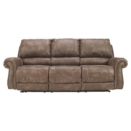 Signature Design By Ashley Evansville Reclining Sofa U0026 Reviews | Wayfair