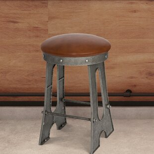 Encarnacion 26 Swivel Bar Stool by 17 Stories