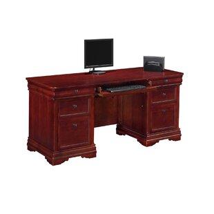 Three Posts Flannagan Executive Desk