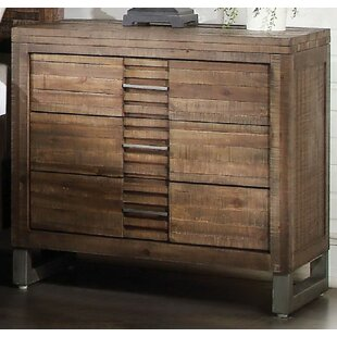 Veronica 3 Drawer Nightstand