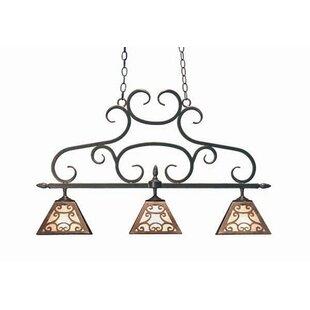 2nd Ave Design Bandolei 3 Billiard Light