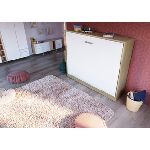 Gautreau Wall Configuration Full Murphy Bed By Brayden Studio