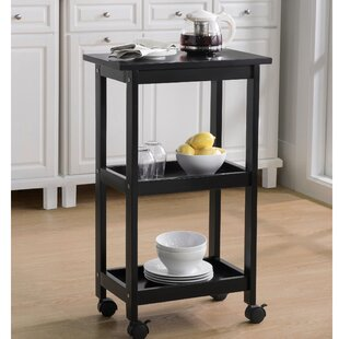 Wiley Kitchen Cart Breakwater Bay