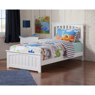 Amethy Panel Bed by Grovelane Teen