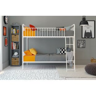 Check Prices Ailish Twin Bunk Bed by Mack & Milo Reviews (2019) & Buyer's Guide
