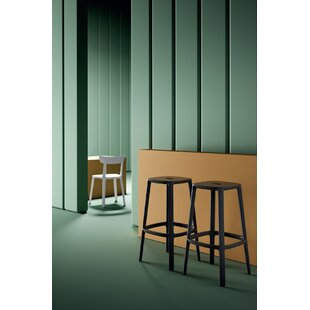 Ebern Designs Nunley Bar Stool (Set of 2)