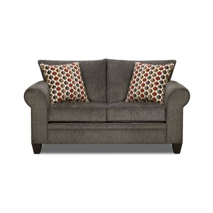Degory Modern Loveseat by Simmons Upholstery