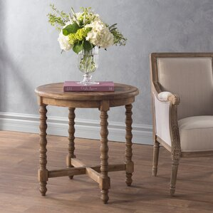 Essehoul Wooden End Table