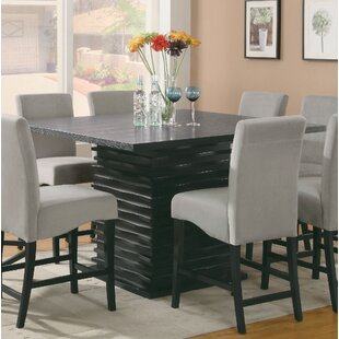 Annapolis Counter Height Dining Table by Orren Ellis Best #1
