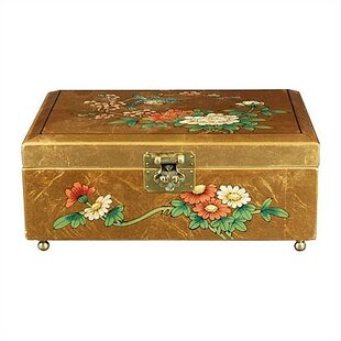 Affordable Clementina Asian Jewelry Box ByOriental Furniture
