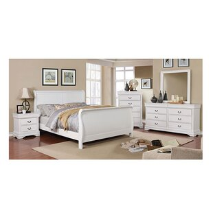 Westminster Sleigh Configurable Bedroom Set by Charlton Home