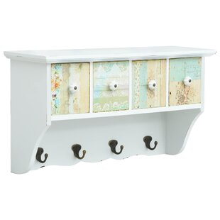 Fann Wall Mounted Coat Rack By Lily Manor