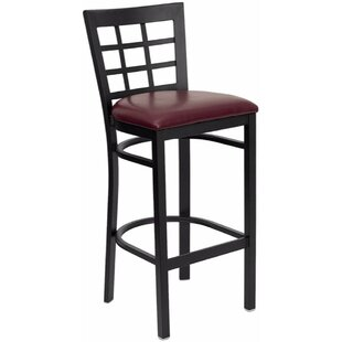 Dryden Modern 31 Bar Stool Red Barrel Studio