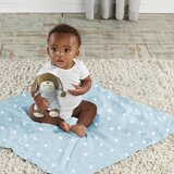 Alleyne Plush Baby Blanket and Toy