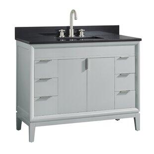 Schlesinger 43 Single Bathroom Vanity Set by Orren Ellis