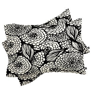 Julia Da Rocha Bouquet Of Flowers Love Pillowcase